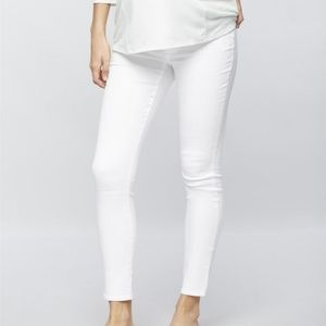 Luxe Essential Secret Fit Belly Addison Skinny Ank